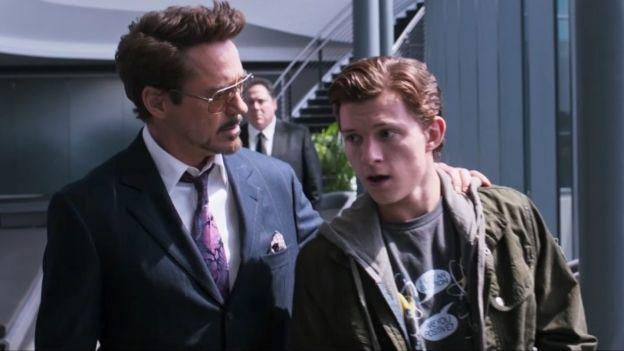 Esta es la nueva armadura de Iron Man