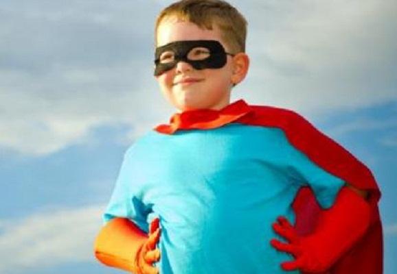 Los superhéroes dan mal ejemplo a los niños
