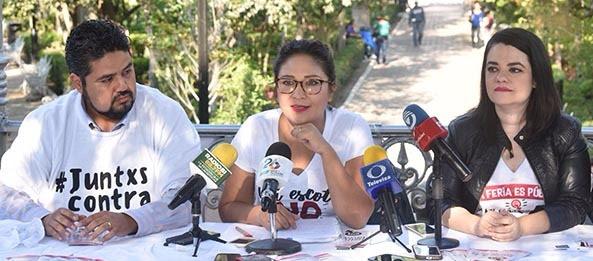 Lanzan campaña contra el acoso sexual en la feria de San Marcos