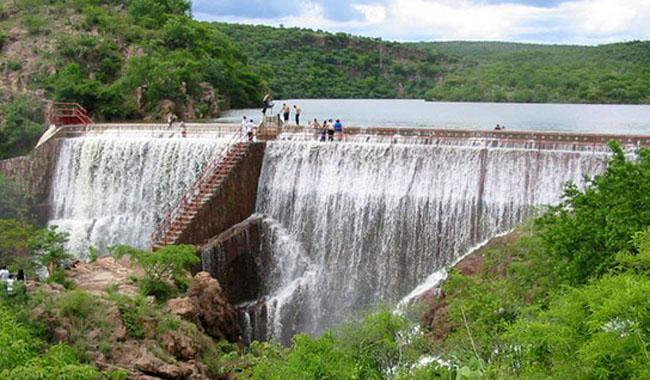 Se alcanzó ya 65% de lluvia de todo un año en Aguascalientes