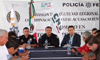 Policía Federal, SICOM y empresas de autotransporte trabajan en conjunto