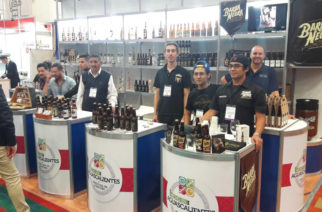 Empresas Hecho en Aguascalientes participaron en el Gourmet Show de la CDMX