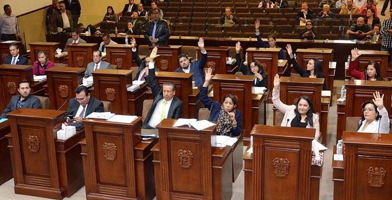 Claro que hay rezago legislativo en el Congreso de Aguascalientes: Durón