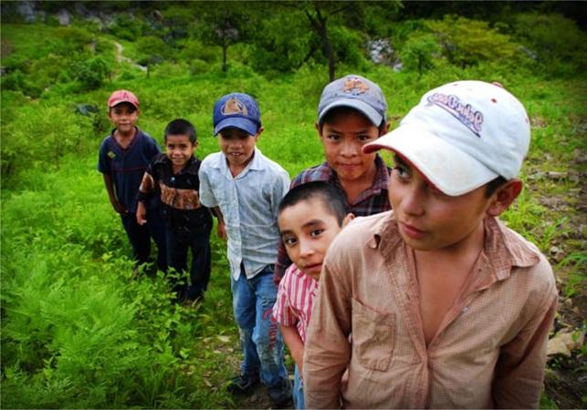ONU-DH celebra reformas a favor de los menores migrantes en México