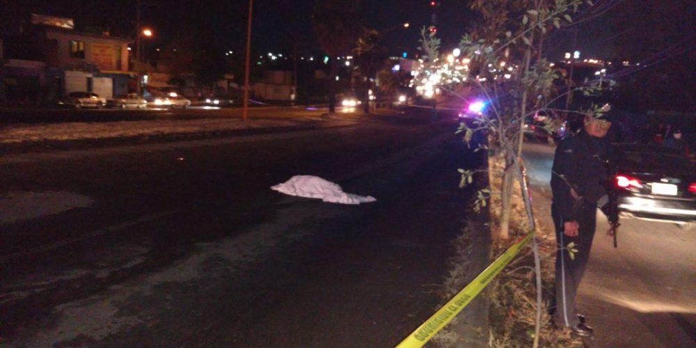 Taxista arrolla y mata a una mujer y deja moribunda a su hija en Ags