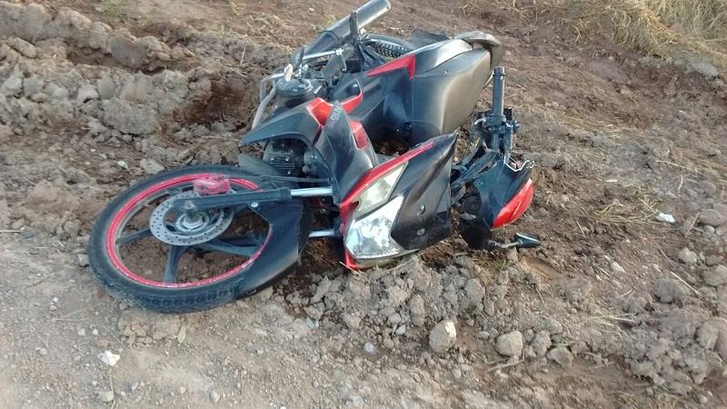 Combi arrolla a motociclista en Ags.