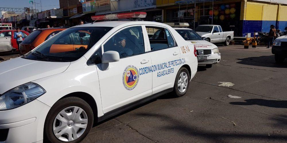 Agreden a elementos de Protección Civil Municipal tras decomiso de pirotecnia