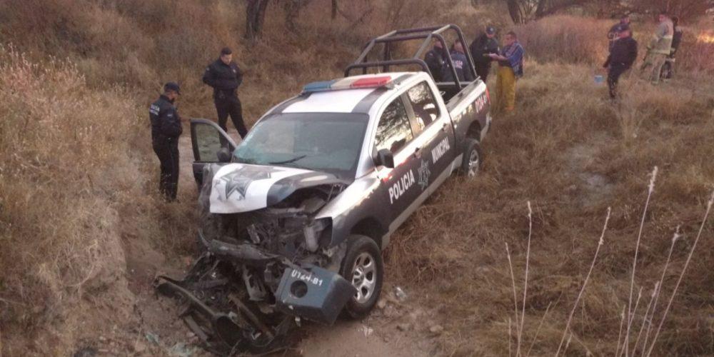 Descartan que falla mecánica de patrulla causara muerte de policía