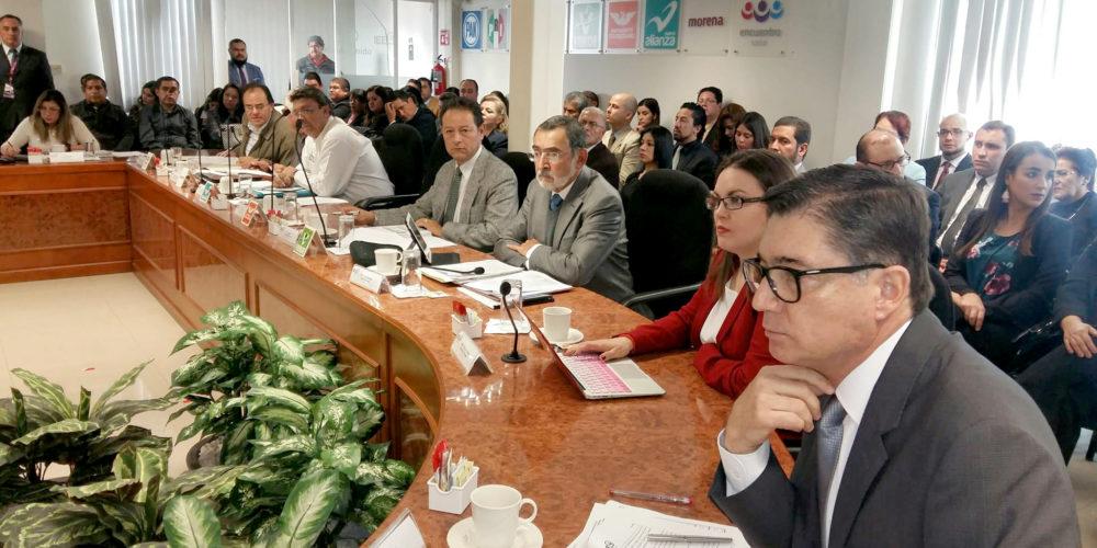 IEE designa a los consejeros distritales electorales