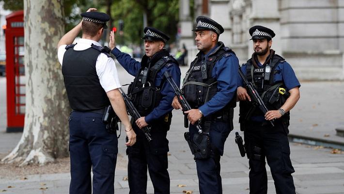 """Policías arrestan a delincuentes al estilo """"Los Simpson"""" en Reinio Unido"""