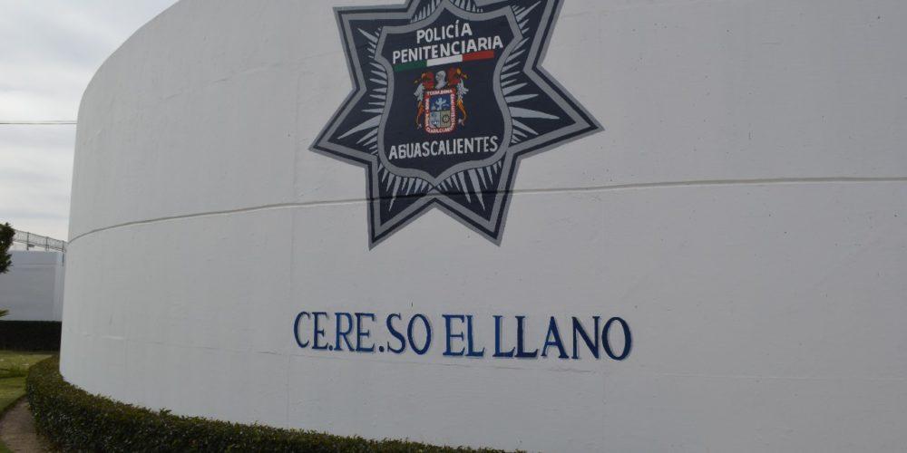 Obtiene el Cereso de El Llano certificación internacional