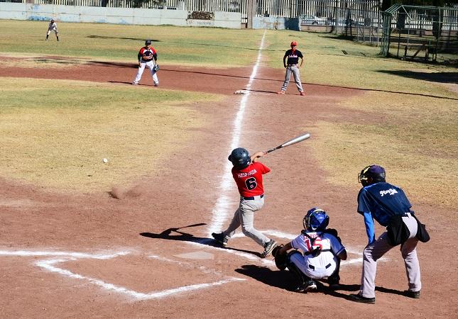 Gana Aguascalientes en beisbol de la Olimpiags 2017