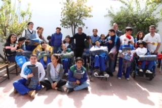 Se realiza gira navideña 2017 del DIF Municipal de Aguascalientes
