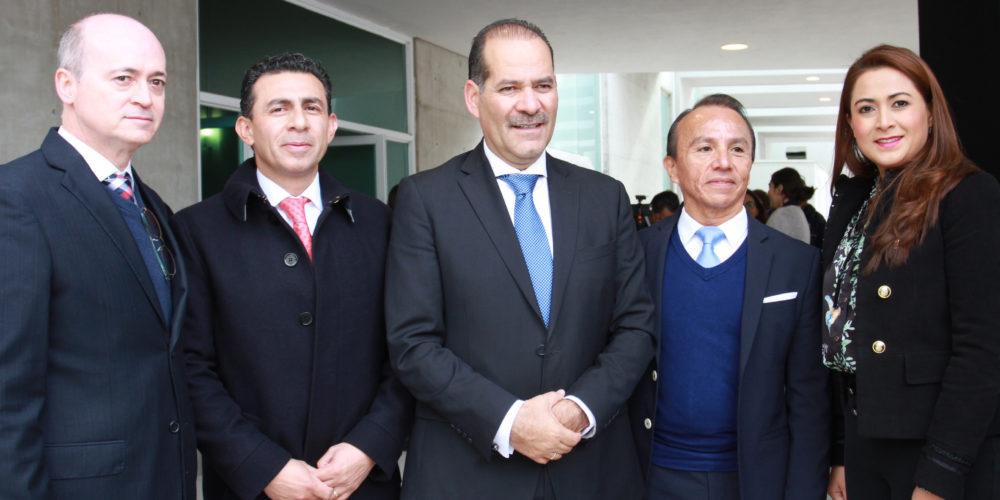 Alcaldesa realiza recorrido inaugural en las instalaciones del Hospital Hidalgo