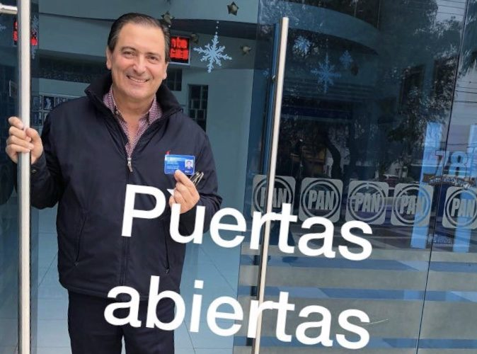 Qué LARF haga lo que mejor le convenga con su interés político: Martínez