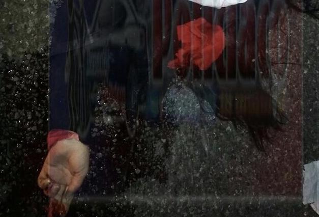Muere mujer al volcar la camioneta en la que viajaba en Aguascalientes