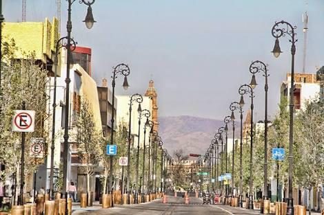 Anuncian cierres temporales de calles de zona centro, por temporada navideña