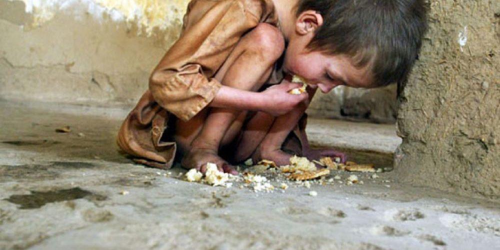 Triste realidad: 11 cifras que evidencian la pobreza en el mundo