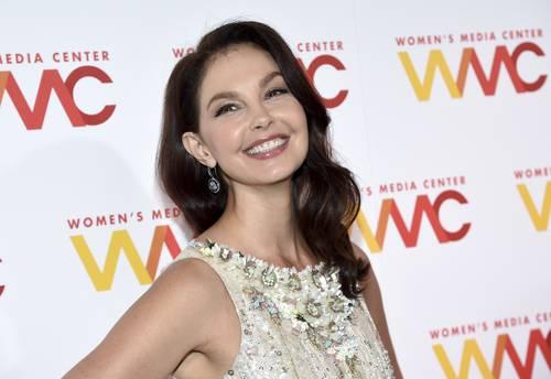 La actriz Ashley Judd es una de las decenas de mujeres que denunciaron la conducta sexual inapropiada del ex productor Harvey Weinstein
