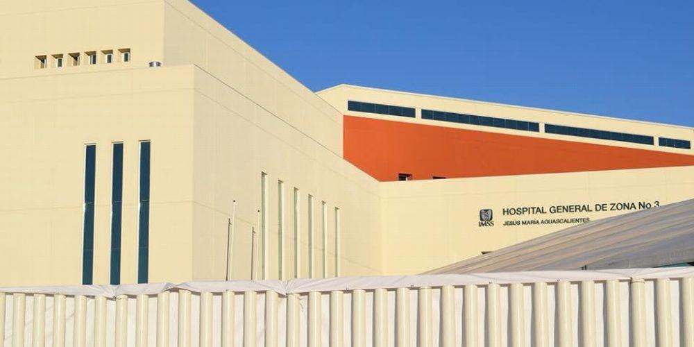 IMSS Aguascalientes se deslinda de muerte de ciudadano afuera de la clínica 3
