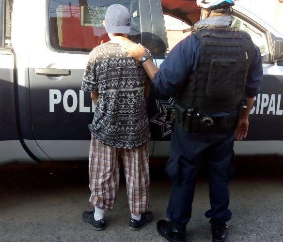 Capturan a sujeto con orden de aprehensión vigente por atentados al pudor