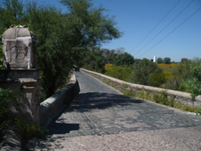 Renovarán antiguo puente del camino a San Ignacio en Aguascalientes
