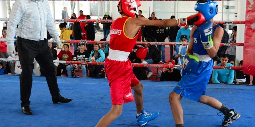 Finaliza con éxito la Liga Estatal de Boxeo Amateur