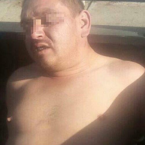 Detienen a sujeto que golpeó a su pareja y a un policía en Ags.