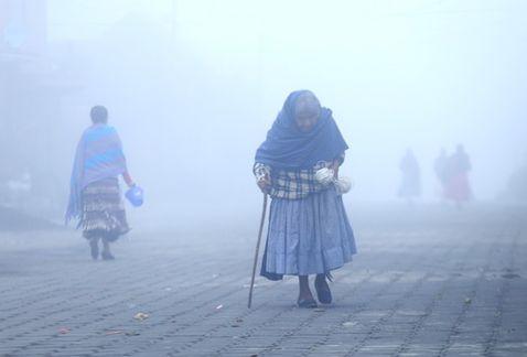 Llegará en breve nuevo frente frío a Aguascalientes
