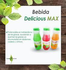 Alerta sanitaria sobre el producto Delicious Max
