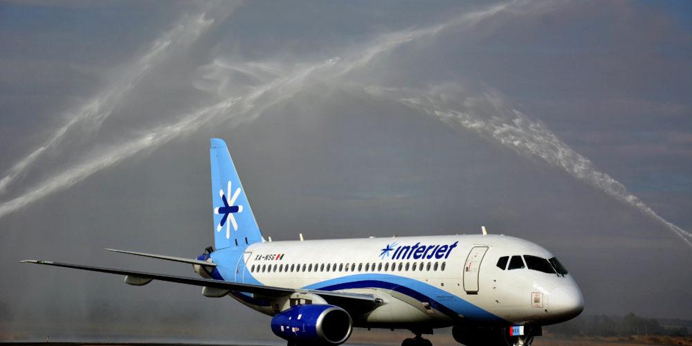 Interjet se queda sin crédito para comprar turbosina