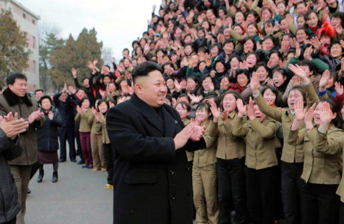 Corea del Norte es el país más feliz del mundo