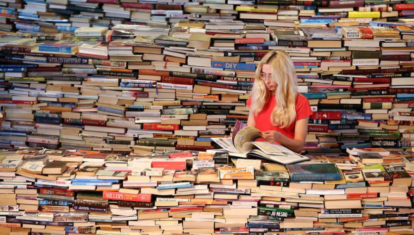 5 libros que te harán adicto a la lectura