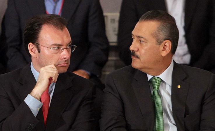 Videgaray y Beltrones, bajo sospecha en la trama de corrupción