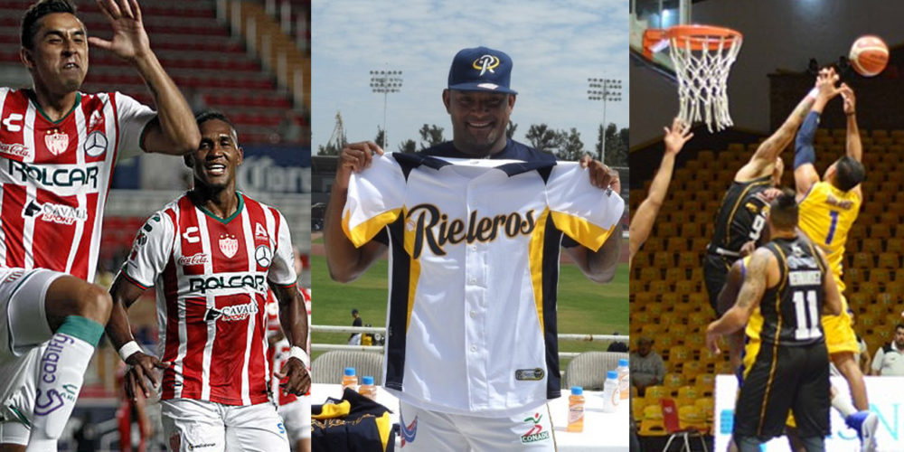 Irregular año para el deporte profesional de Aguascalientes
