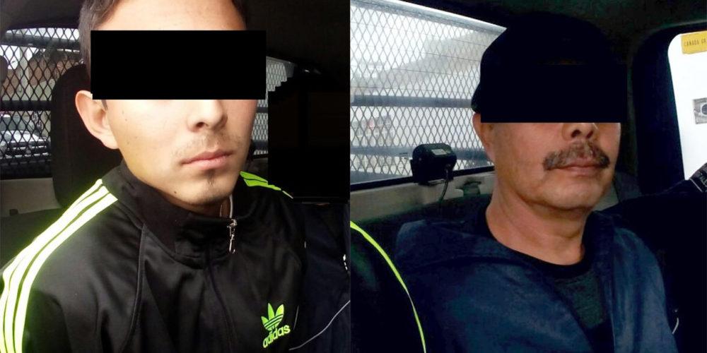Detienen a dos personas por privación ilegal de la libertad