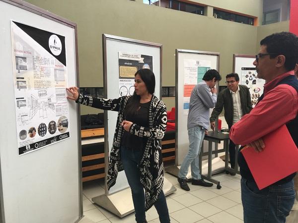 Presentan muestra de proyectos de diseño en la UAA