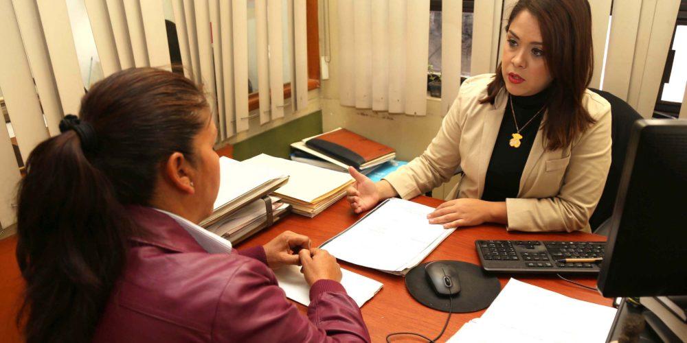 DIF Municipal brinda apoyo a personas que requieren asesoría jurídica