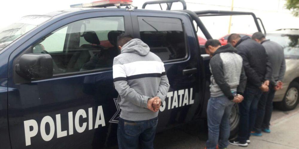 Más de 6,877 robos se han cometido en Aguascalientes
