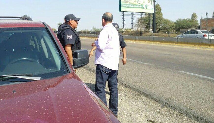 Policías Estatales frustran extorsión telefónica