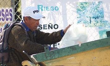 Llaman a pepenadores a no tirar basura fuera de contenedores en Ags