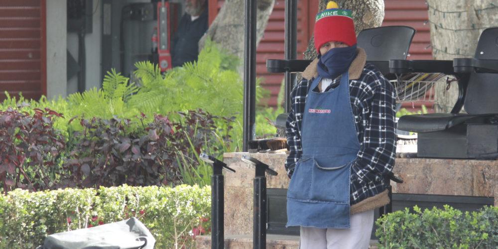 Seguirá el frío en Aguascalientes.