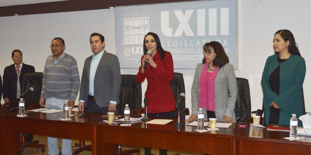 Promete CongresoAgs atender demandas ciudadanas