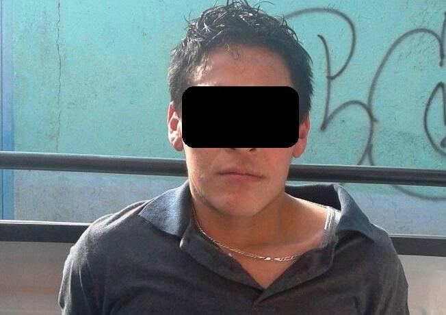 Capturan en Rincón de Romos a un sujeto con más de dos kilos de marihuana