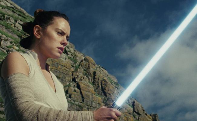 """""""Star Wars: The Last Jedi"""", la más taquillera de 2017 en EU"""