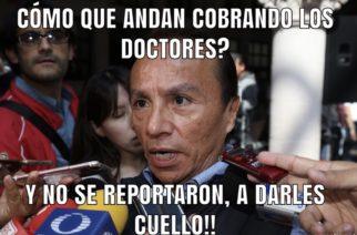 Médicos gandallas