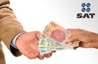 Disminuye número de devoluciones del SAT a contribuyentes: Rábago