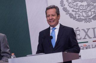 No vamos a negociar TLCAN con presiones: Presidencia de México