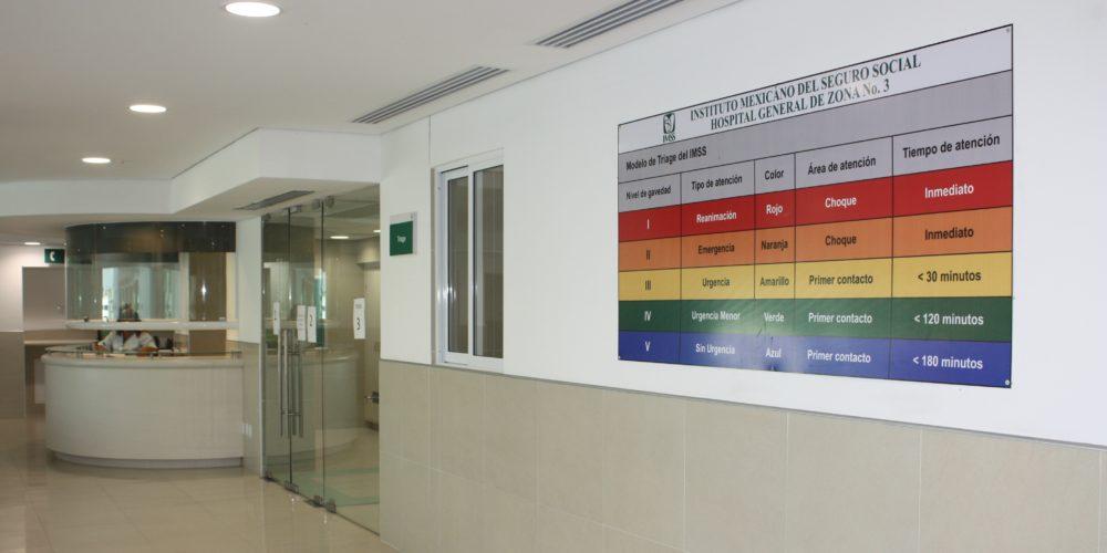Dice el IMSS que habrá más atención en urgencias en Ags