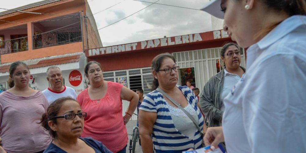Propone Paloma Amézquita ampliar cobertura de salud
